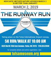 TASM Runway Run 5k