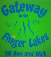 Gateway to the Finger Lakes 5K Run/ Walk and Kids 1K Fun Run