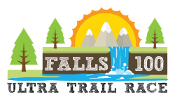 Falls 100 Ultra Trail Race Logo