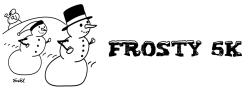 Frosty 5K Run