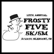 Frosty Five Run (5K or 5M)
