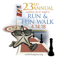 23rd Annual Run & Fun Walk for Hospice of St. Mary's County