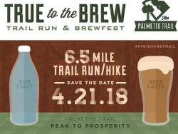 True to the Brew Trail Run/Hike