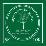 Sugar Hollow Bridges 5 and 10K Run