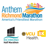 2018 Anthem Richmond Marathon, Markel Richmond Half Marathon & VCU Health 8k
