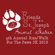 4th Annual Run/Walk for the Paws 5K 2018