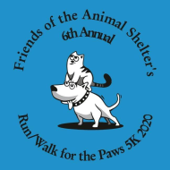 6th Annual Run/Walk for the Paws 5K 2020