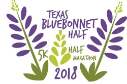 Texas Bluebonnet Half Marathon and 5k