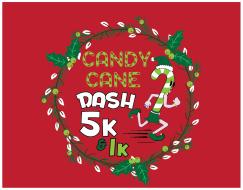 Candy Cane Dash 5K/1K