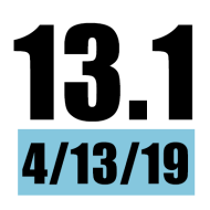 2019 Half Marathon Unplugged
