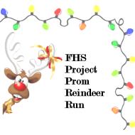 Reindeer Run 5k Walk/Run and 1 Mile Fun Run