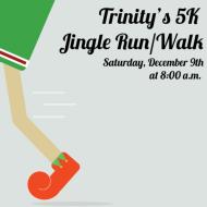 Trinity's 5k Jingle Run/Walk