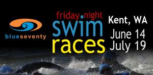 Friday Night Swim Races