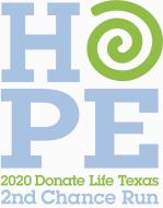 Virtual Donate Life Texas 2nd Chance Run - Houston