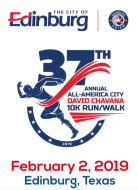 37th Annual All-America City David Chavana 10K Run/Walk