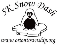 Snow Dash 5K