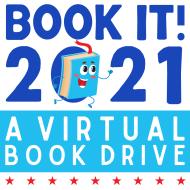 BOOK IT! 2021: A Virtual Book Drive