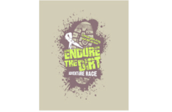 Endure the Dirt 5K Cancer Mud Run