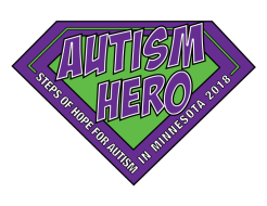 Steps of Hope for Autism in Minnesota 2018