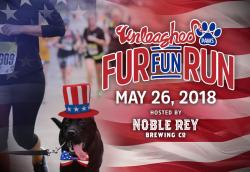 Unleashed Paws Fur Fun Run
