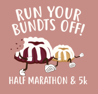 Run Your Bundts Off 13.1, 5k & Baby Bundt Run