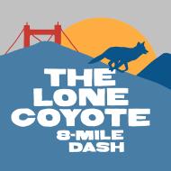 The Lone Coyote 8 Mile Dash