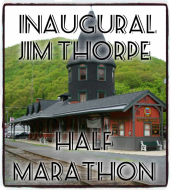 Inaugural Jim Thorpe ½ Marathon and 5k!!