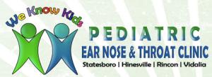 Pediatric Ear, Nose & Throat Clinic