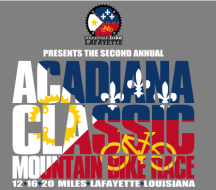 Acadiana Classic Mountain Bike Race