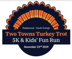 Two-Towns Turkey Trot  5K and Kids' Fun Run