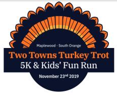 Two-Towns Turkey Trot  5K and Kids' Fun Run