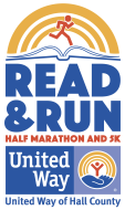 United Way of Hall County Read & Run Half Marathon and 5K