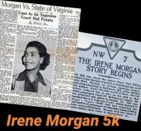 (Virtual) Irene Morgan 5k and Fun Run
