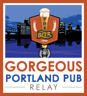 Gorgeous Portland Pub Relay