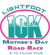 Lightfoot Mother's Day 10K
