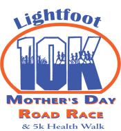 Lightfoot Mother's Day 10K