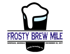 Frosty Brew Mile