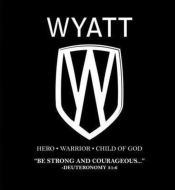 Wyatt V Courage Dash and Hike