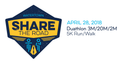 Share The Road Duathlon