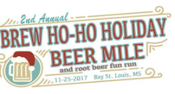 Brew Ho Ho Holiday Beer Mile