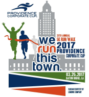 Providence Corporate Cup 5K Run/Walk - Individuals & Team Divisions