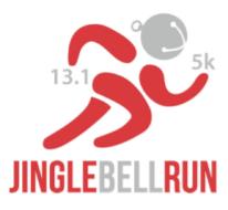 Jingle Bell Run Half Marathon and 5K Run