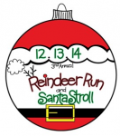 5K Reindeer Run & Santa Stroll