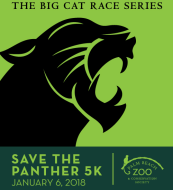Save The Panther 5k at Palm Beach Zoo