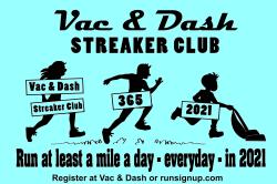 Vac & Dash  Streaker Challenge 2021