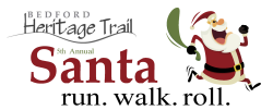 Santa Run Walk Roll