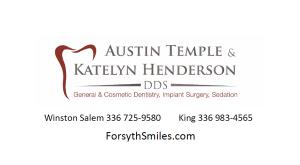 Austin Temple, DDS