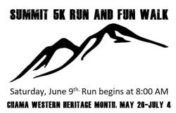 Summit 5k Run, Boot Run and Fun Walk