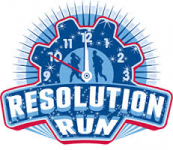 Resolution Run 5 Miler & 1 Mile Fun Run/Walk