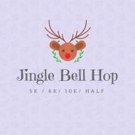 VIRTUAL- Christmas Eve Jingle Bell Hop - 5k, 8k, 10k & Half Marathon- ANYWHERE